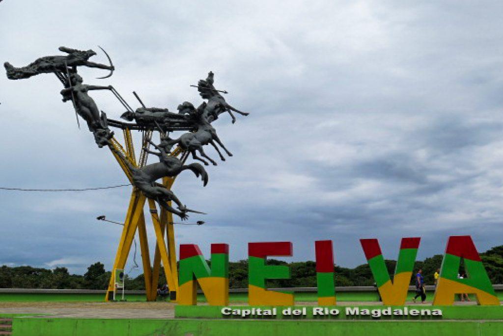 Foto Monumento La Gaitana