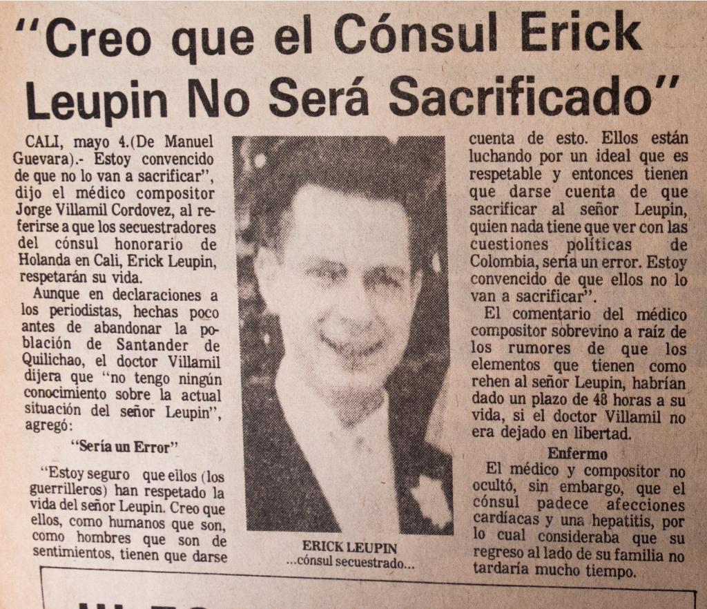 Imagen El Espectador mayo 4 de 1976